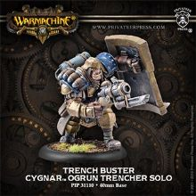 Cvqnar Solo Trench Buster inc resin